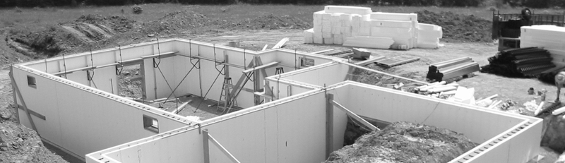 The Foundation--bw